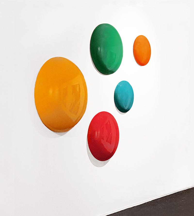 Uta Weber - LADY BUMP In Der Galerie Artelier Contemporary Graz