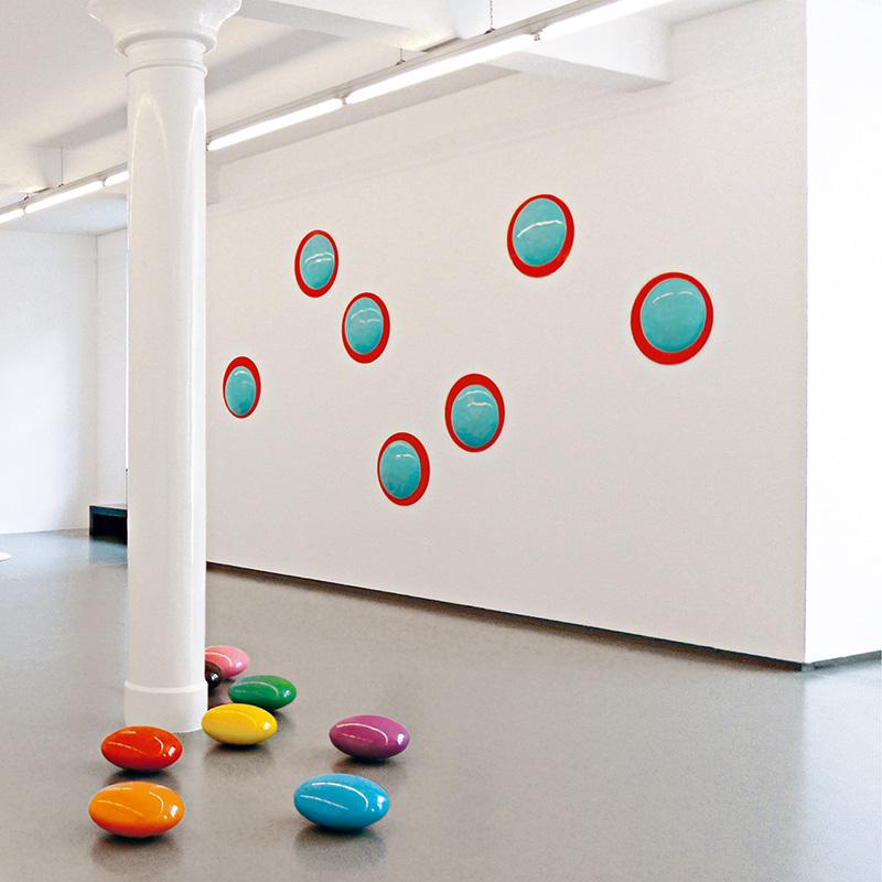 Ausstellung Von Uta Weber In Der Galerie Martina Kaiser In Köln