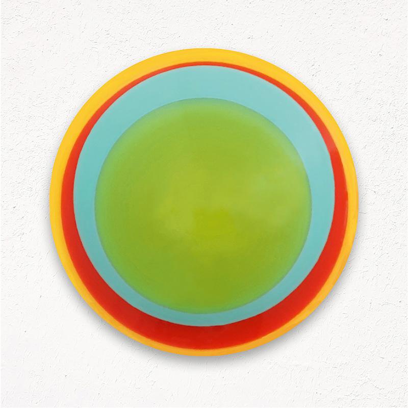 Objekt CIRCLES von der Künstlerin Uta Weber