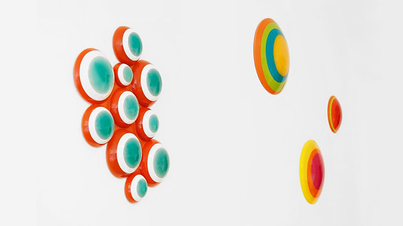 Objekte Von Uta Weber Bei Der Galerie SMOLKA Contemporary In Wien